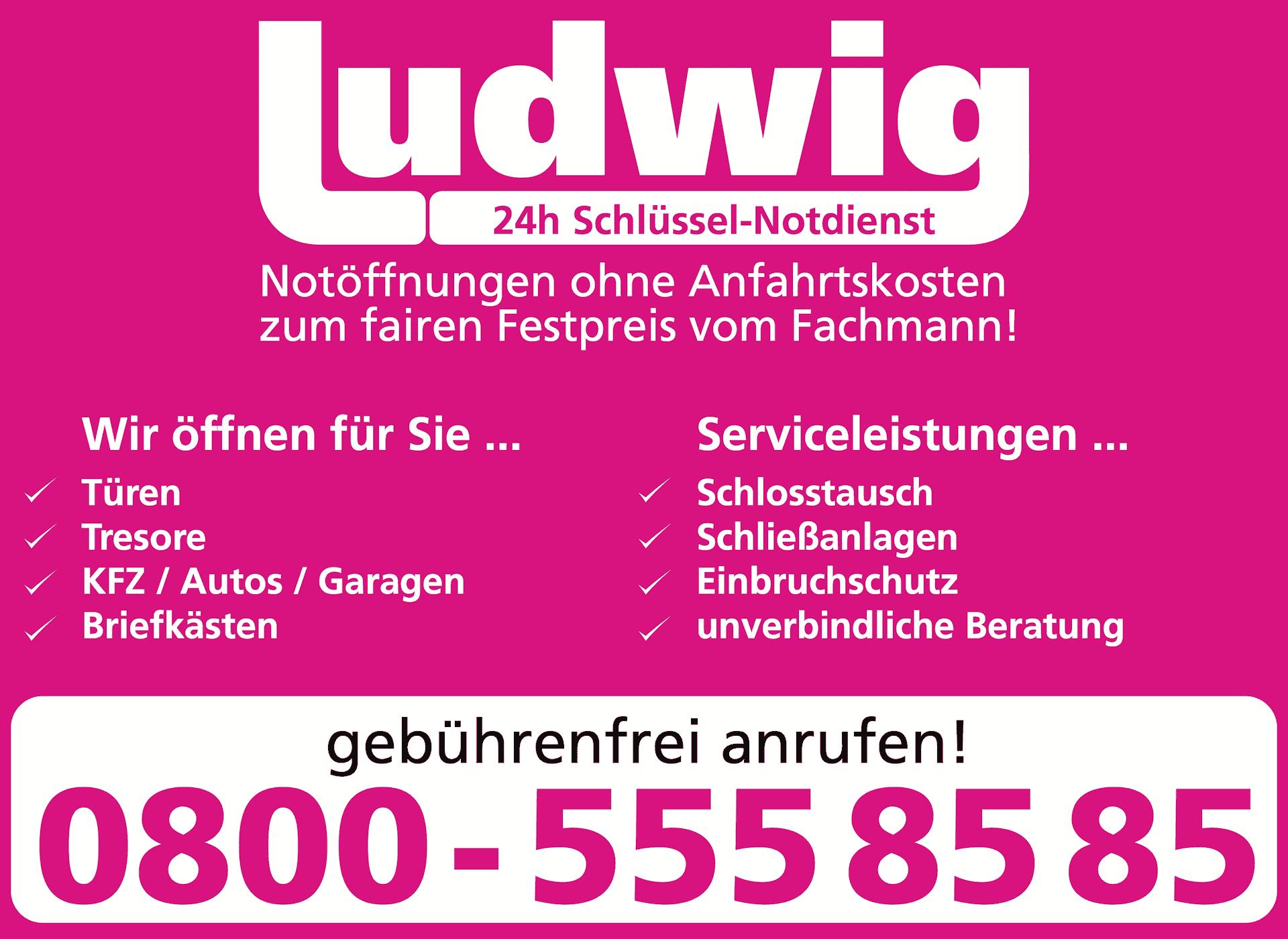 Schlüsseldienst Ludwig